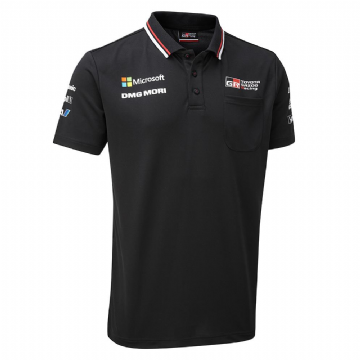 Toyota Gazoo Racing WRC Men's Team Polo Shirt